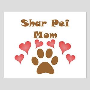 Shar Pei Mom Poster Design