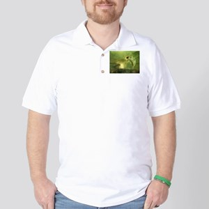 Spirit Of Night Fairy Golf Shirt