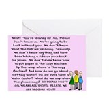 Funny retirement Greeting Cards