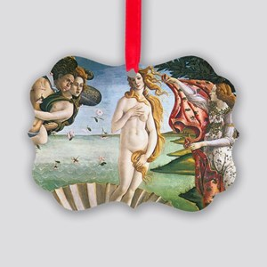 The Birth Of Venus Picture Ornament