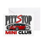 PittStop MINI Greeting Cards (Pk of 10)