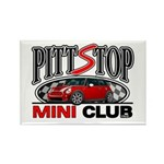 PittStop MINI Rectangle Magnet (10 pack)