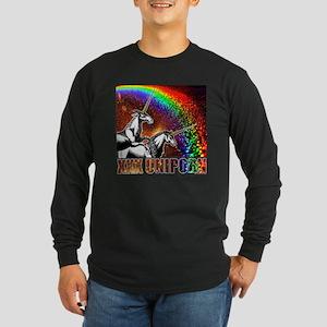 XXX Uniporn Long Sleeve T-Shirt
