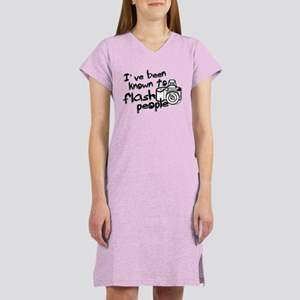 Flash People Women's Nightshirt