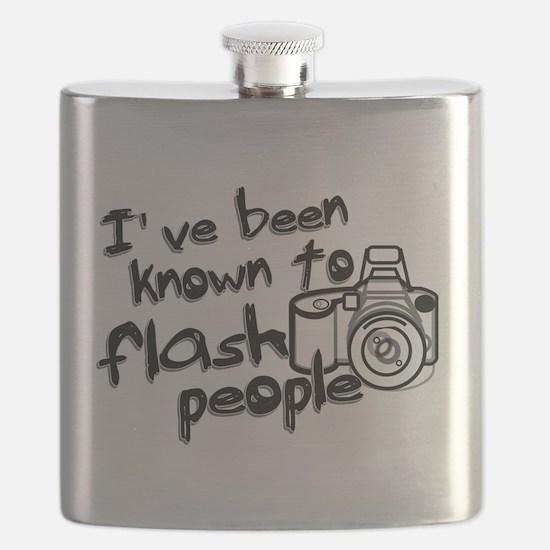 Flash People Flask