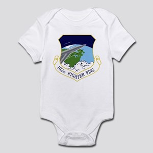 102nd FW Infant Bodysuit