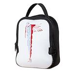 Oarfish v Neoprene Lunch Bag