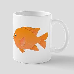 Garibaldi Damselfish fish Mug