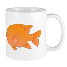 Garibaldi Damselfish fish Mug