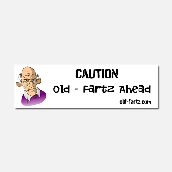 Cute Fartz Car Magnet 10 x 3