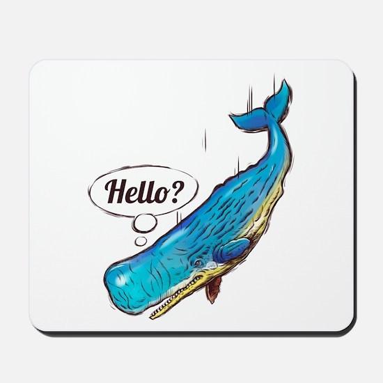 hello Mousepad