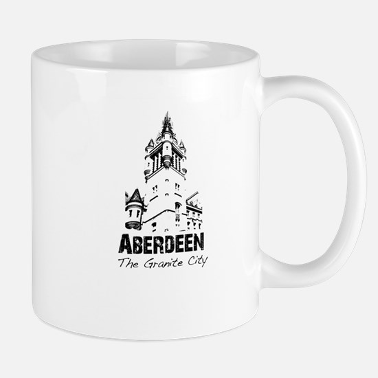 Aberdeen - The Granite City Mug