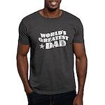 Worlds Greatest Dad Dark T-Shirt