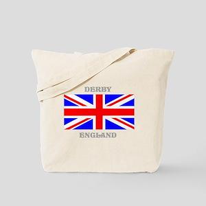 Derby England Tote Bag