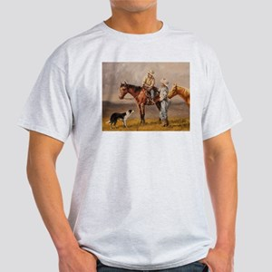 Cowboy Conversation T-Shirt