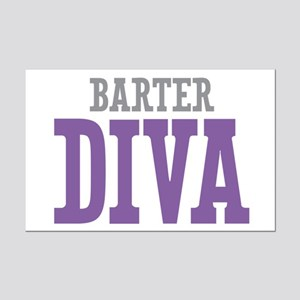 Barter DIVA Mini Poster Print