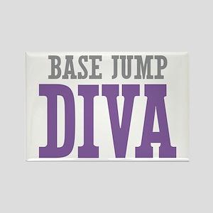 BASE Jump DIVA Rectangle Magnet