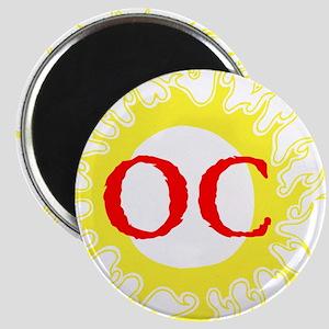 OC! Ocean City! Magnet