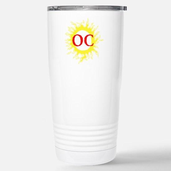 OC! Ocean City! Travel Mug