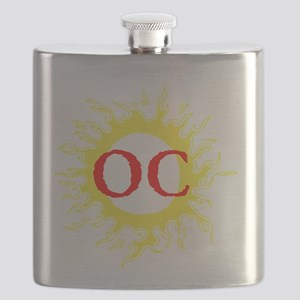 OC! Ocean City! Flask