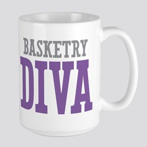 Basketry DIVA Large Mug