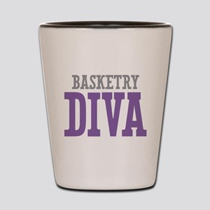Basketry DIVA Shot Glass