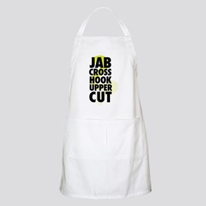 Jab Cross Hook Upper-cut Apron