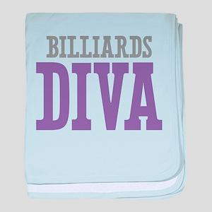 Billiards DIVA baby blanket