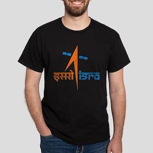 ISRO - India in Space Dark T-Shirt