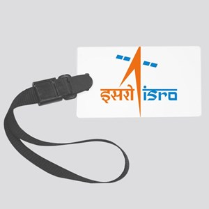 ISRO - India in Space Large Luggage Tag