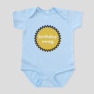 birthday swag body suit/onesie
