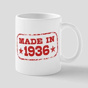 Made In 1936 Mug