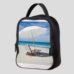 Beach Neoprene Lunch Bag