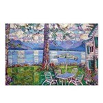 Bellevue B&B Oil Painting Postcards (Package o