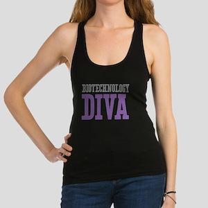 Biotechnology DIVA Racerback Tank Top