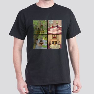 Surreality TV Duck Dining Sir T-Shirt
