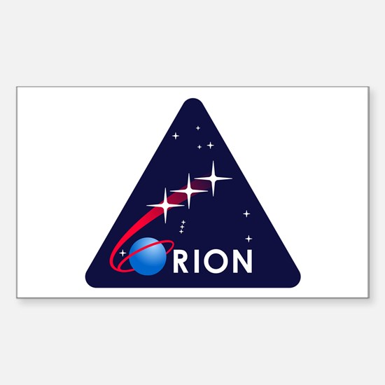 Orion Project Sticker (Rectangle)