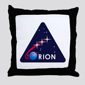 Orion Project Throw Pillow