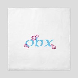 obx, outer banks, nc Queen Duvet