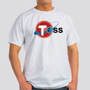 TESS Mission Logo Light T-Shirt