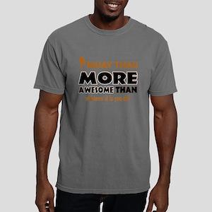 muay thai designs Mens Comfort Colors Shirt