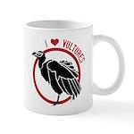 Love Vultures Mug