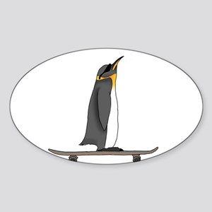 Cool Penguin Sticker