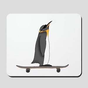 Cool Penguin Mousepad