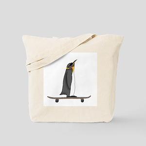 Cool Penguin Tote Bag
