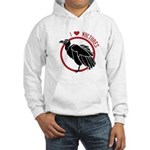 Love Vultures Hooded Sweatshirt