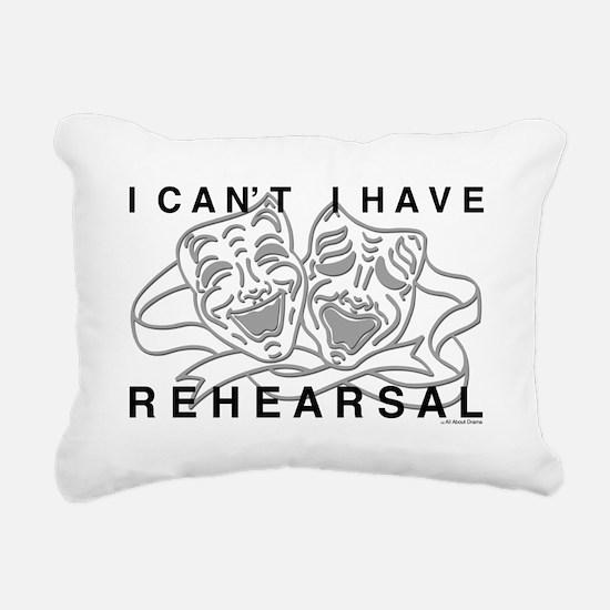 I Can't I Have Rehearsal w LG Drama Masks Rectangu