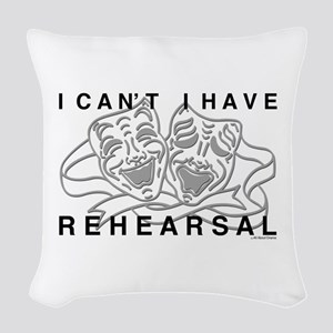 I Can't I Have Rehearsal w LG Drama Masks Woven Th