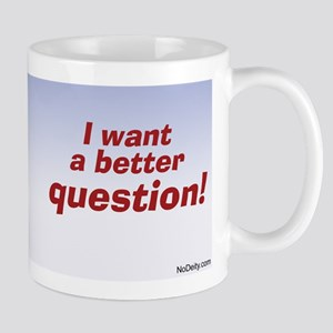 Jesus Question Mug