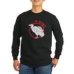 Love Vultures Long Sleeve Dark T-Shirt